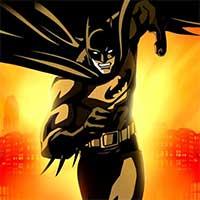 Batman chạy trốn
