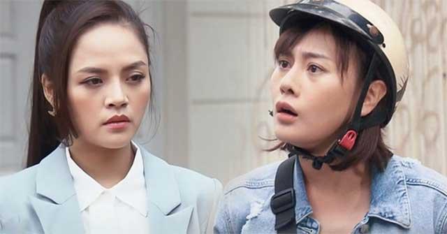 Hai diễn viên Phương Oanh và Thu Quỳnh từng đóng chung với nhau trong phim nào trước đây?