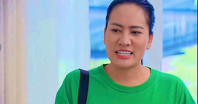 Vai diễn ôsin của nhà ông Khang trong phim Hương vị tình thân tên là gì?