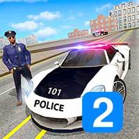 Lái xe cảnh sát 2