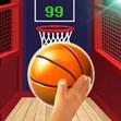 Doraemon ném bóng rổ