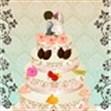 Trang trí bánh cưới