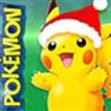 Pikachu xếp hình giáng sinh