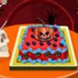 Tạo bánh Halloween