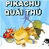 Pikachu quái thú