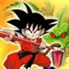 Goku bảo vệ rồng thần