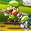 Mario & Sonic diệt Zombie
