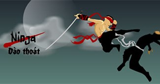 Ninja đào thoát