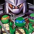 Ninja rùa hành động