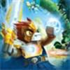 Lego Chima băng rừng