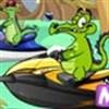 Swampy đua mô tô nước