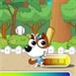 Cún đánh bóng chày