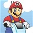 Mario lái moto nước
