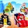 Angry Birds đua ô tô