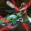 Lego Chima đua xe
