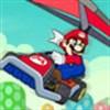 Mario đua xe bay
