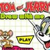 Tom và Jerry vẽ hình