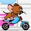 Jerry lái Moto