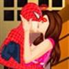 Người nhện kissing
