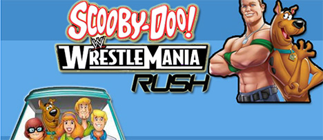 ScoobyDoo Wrestlemania Rush